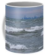Windy City Skyline Coffee Mug