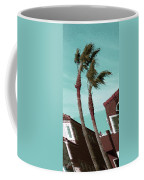 Windy Day By The Ocean  Coffee Mug