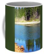 Windy Grace Lake Coffee Mug