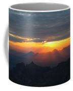 Windy Point Sunset 2 Coffee Mug