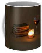 Wine And Wonder C - Square Coffee Mug