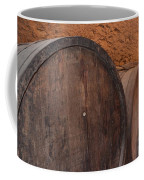 Wine Barrel Coffee Mug