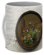 Wine Barrel Decoration Coffee Mug