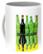 Wine Bottles Coffee Mug
