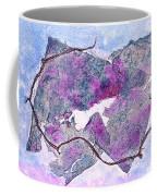 Wine Country In Northern California  Coffee Mug