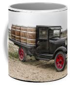 Wine Delivery Truck Coffee Mug