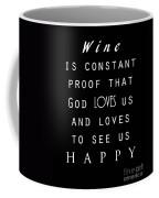 Wine Coffee Mug