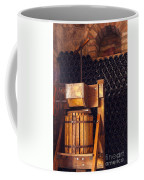 Wine Press Coffee Mug