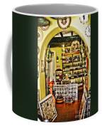Wine Shop Coffee Mug