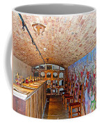 Wine Tasting Room In Castello Di Amorosa In Napa Valley-ca Coffee Mug