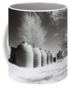 Wine Vats Rutherglen Coffee Mug