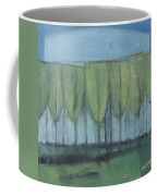 Wineglass Trees Coffee Mug