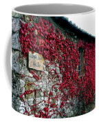 Winery Ivy Coffee Mug