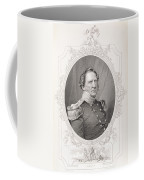 Winfield Scott 1786-1866 From The History Of The United States, Vol. II, By Charles Mackay Coffee Mug
