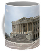 Wing Of The Capitol - Washington Dc  Coffee Mug