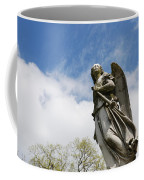 Winged Angel Coffee Mug by Jennifer Ancker