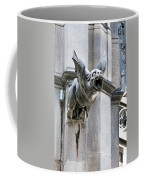 Winged Gargoyle Duomo Di Milano Italia Coffee Mug
