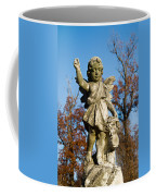 Winged Girl 3 Coffee Mug