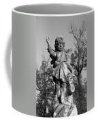 Winged Girl 4 Coffee Mug