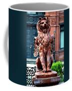 Winged Lion Fountain Coffee Mug