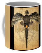 Winged Rider Coffee Mug
