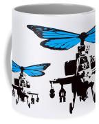 Wingin It - Blue Coffee Mug
