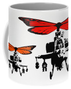 Wingin' It - Orange Coffee Mug