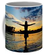 Wings Coffee Mug by Laura Fasulo