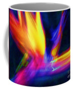 Wings Of Color Abstract  Coffee Mug