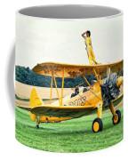 Wingwalking Coffee Mug