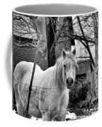 Winking Coffee Mug