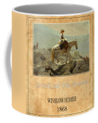 Winslow Homer 5 Coffee Mug
