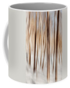 Winter Abstract Coffee Mug by Bill Wakeley