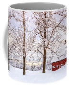 Winter Arrives Coffee Mug