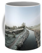 Winter At Ayshford  Coffee Mug
