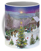 Winter At Campton Farm Coffee Mug
