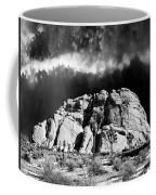 Winter At Joshua Tree Coffee Mug
