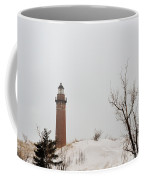 Winter At Silver Lake Coffee Mug