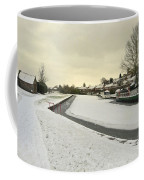 Winter At The Basin  Coffee Mug