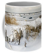Winter At The Beach 2 Coffee Mug