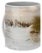 Winter At The Beach 3 Coffee Mug