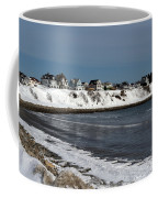 Winter At The Coast Coffee Mug
