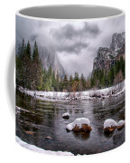 Winter At Valley View Coffee Mug