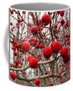 Winter Berryscape Coffee Mug