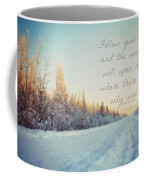 Winter Bliss Coffee Mug