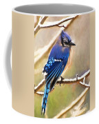 Winter Blue  Coffee Mug