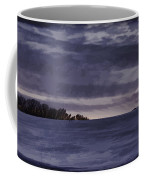 Winter Blues Coffee Mug by Thomas Young