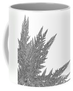 Winter Branches By Jammer Coffee Mug