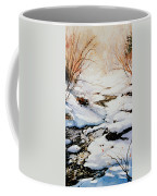 Winter Break Coffee Mug by Hanne Lore Koehler