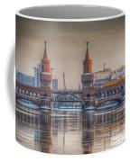 Winter Bridge Coffee Mug by Nathan Wright